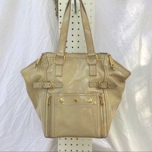 Authentic Yves Saint Laurent Downtown Sac Tote!